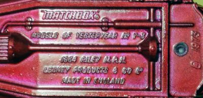 mockupマッチボックスMATCHBOX