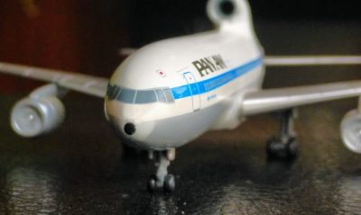 mockupダイキャストL1011・747SR