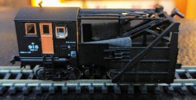 mockupマイクロエー1/150スマックレー車
