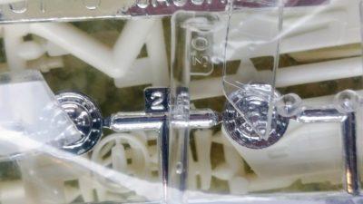 mockupグンゼ1/43JAGUAR XJS