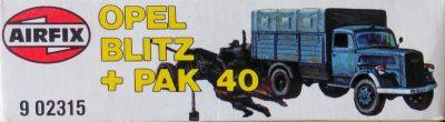 mockupAIRFIX1/72OPELBLITZ