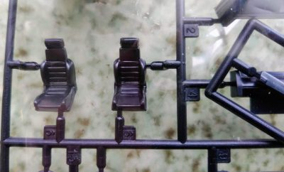 mockupフジミ1/48ホンダプレリュードXX