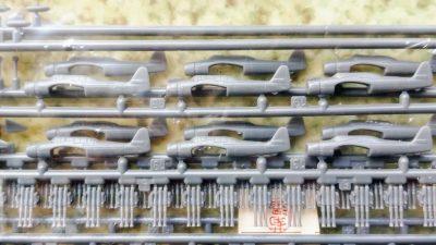 mockupニチモ1/300空母信濃