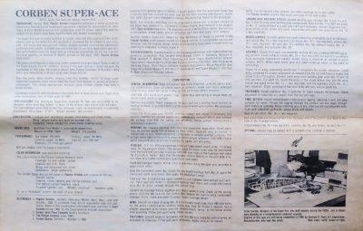 mockupウィリアムズブラザース1/48コーベンスーパーエース