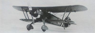 mockupハセガワ1/72ハインケルHe51A-1