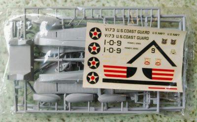 mockupハセガワ1/72カーチスSOC-3シーガル