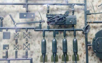 mockupバンダイ1/24零式艦上戦闘機五十二型丙