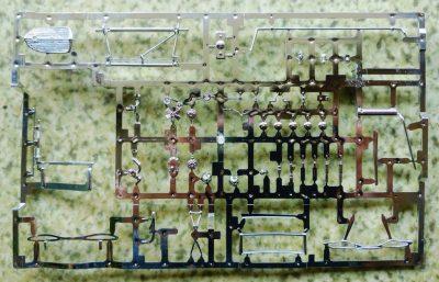 mockupマッチボックス1/32シトロエン11レジェカブリオレ