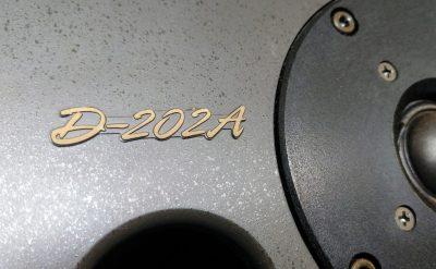 mockupオンキョーD-202A