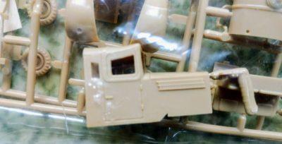 mockupハセガワ1/72燃料補給車いすゞTX-40