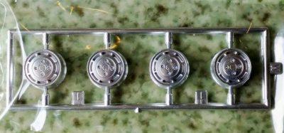 mockupフジミ1/24スズキアルトツインカム12RS