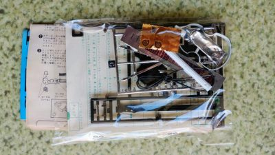 mockupニチモ1/8エレキベースギター